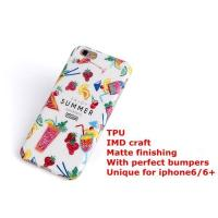 Buy cheap watermelon frosted finishing IMD TPU phone cases product
