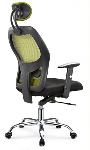 Images Of Hot Sell High Tech Multifunctional Black Adjustable Office Chair Mo