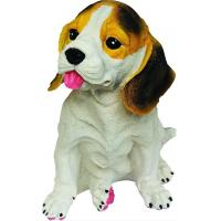 Buy cheap Resin Crafts dog figurine STL-5009 product
