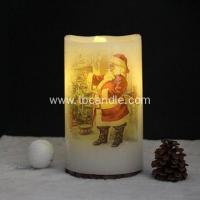 Buy cheap Perfect flameless LED candle with water fountains product