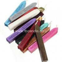 Traditional Seal Wax Sticks With Wick