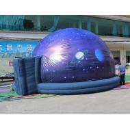 inflatable projection with planets-#13