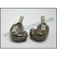 Buy cheap 2P Repair Parts Housing Shell(Brown) Crust For Shure SE535 Noise Sound Isolating Earphone Purple product