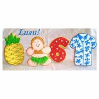 Buy cheap Luau Cookie Favors product