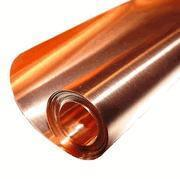 China Copper Sheets and Rolls 36 X 20'/ 5 mil (.005) Copper Sheet on sale