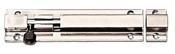 """Quality Cabin Hardware VICTORY #AA50002, CHROME BARREL BOLT 4"""" for sale"""