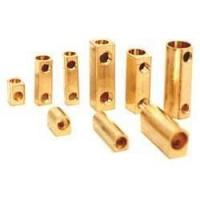 Buy cheap Brass Strip Straight Connectors product