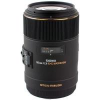 Buy cheap Sigma 105mm F2.8 EX DG OS HSM Macro Lens for Canon EOS DSLR (258-101) product