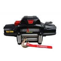 Buy cheap ATV Electric Winch Approved CE 12VDC Resist 3000lbs product