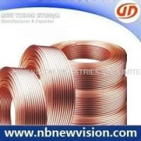 Buy cheap Copper Coil for Air Conditioner product