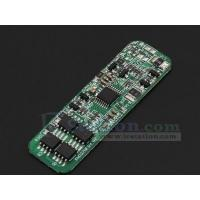 Buy cheap 12.6V 4A 3S Dual MOS Polymer Li Battery Protection Board for 3pcs 18650 product