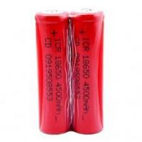 Buy cheap ICR 18650 4500mAh 3.7V Rechargeable Li-ion Battery x2 24505 free shipping from wholesalers