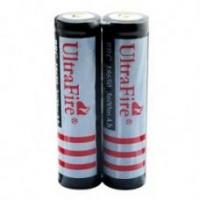 Buy cheap UltraFire BRC 18650 3600mAh 3.7V Rechargeable Li-ion Battery x2 24504 free shipping from wholesalers