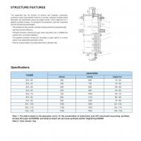 Buy cheap Synthetic graphite furnace triple SHL from Wholesalers
