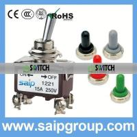 Buy cheap 15A 250V on off on lighted toggle switch knife disconnect switch 2P 3P 4P 6P 9P 12P product