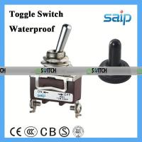 Buy cheap 2P waterproof toggle switch min smd toggle switch isolator switches product
