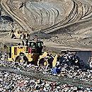 Buy cheap Articulated Trucks 836K Landfill Compactor from wholesalers