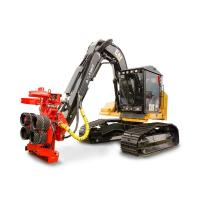 Buy cheap 501/501HD Track Harvester from wholesalers
