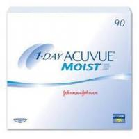China Men Acuvue 1 Day Moist - 90 Pack Contact Lenses on sale