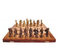 Quality Brassware chess PiecesItem CodeAA1664 for sale