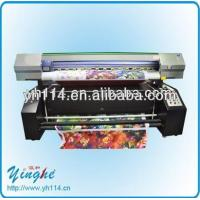 Buy cheap 1.8m flag banner sublimation printing machine product