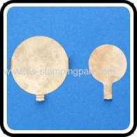 Buy cheap phosphor copper terminal contacts fabrication from Wholesalers