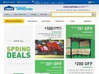 Buy cheap Lowes Coupons August 2016 product