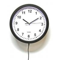 Hidden Camera HD Wall Clock with Digital Video Recorder