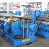 Buy cheap steel plate bending machine from Wholesalers