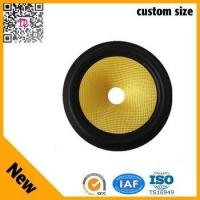 Buy cheap Best Subwoofer Car Speaker Parts Speaker Fibre / PP Cone with Foam Surround product