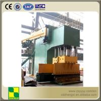 Buy cheap Large straightening hydraulic press from Wholesalers