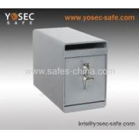 China commercial Undercounter Safe deposit box on sale