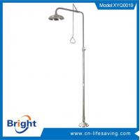 Buy cheap Emergency Stand Eyewash,stainless steel eye wash station,Stainless Steel Wall Mounted Shower product