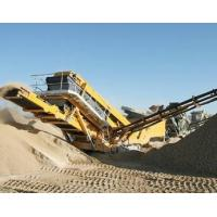 Buy cheap Tracked Screening Plant from Wholesalers