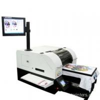 Buy cheap A3 SIZE DIGITAL TEXTILE PRINTER WITH COMPUTER product