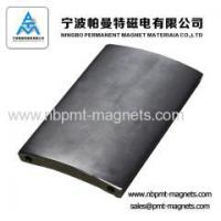 Buy cheap Rare Earth Arc NdFeB Magnets For Motor product