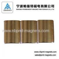 Buy cheap Powerful N52 arc neodymium magnets from wholesalers
