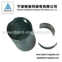 Permanent Neodymium Arc Magnets for Motor