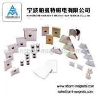 Buy cheap industrial permanent magnetic tile for motor product