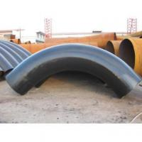 carbon steel butt welded 3d-10d Pipe A234 WPB