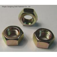 Buy cheap DIN934 4.8 Grade Hexgon Head Nuts with Carbon Steel product