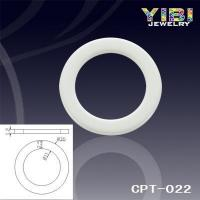 white ceramic ring CPT-022