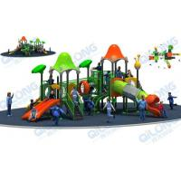 Buy cheap Electric Play Equipment Outdoor Playground For School product