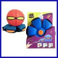 New flexible EVA phlat ball toys ufo frisbee ball flying disc ball throw a disc, catch a ball