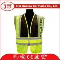 Buy cheap EN ISO 20471 Oxford Fabric Safety Vest product