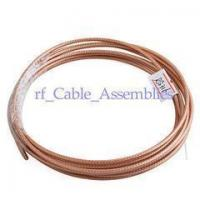 Buy cheap RF Coaxial cable M17/113-RG316 / 50 feet from wholesalers