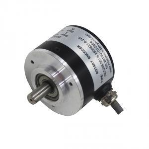Quality YMP5208 52mm 8mm Solid Shaft Incremental Rotary Encoder for sale