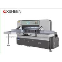 Buy cheap XH-QZK920 hydraulic computerized paper cutting machine product