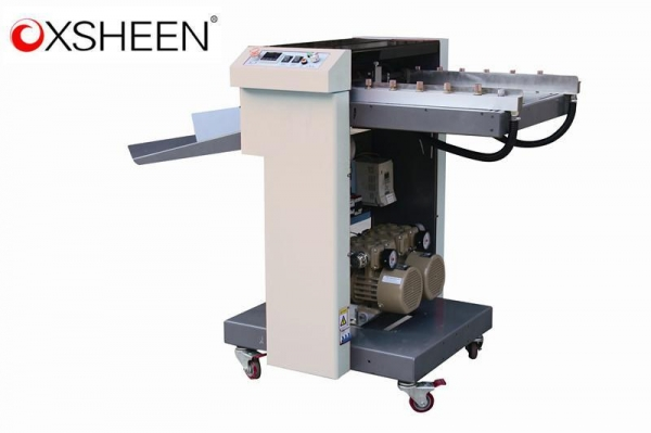 Quality XH-600 auto paper creasing machine for sale