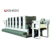 Buy cheap XH1180 LARGE FORMAT FOUR/FIVE/SIX COLOR SHEETFED OFFSET PRINTING PRESS product